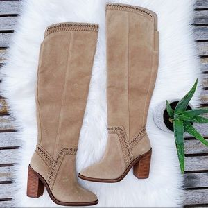 Vince Camuto Madolee Over The Knee Boots NEW $239